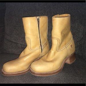 Banana Frye Boots size 7.5